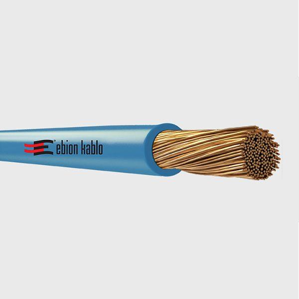 H05Z1-K Halojensiz Alev İletmeyen Tesisat Kablolar