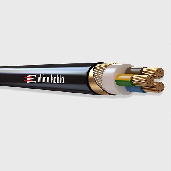 YXCZ1 halojensiz alev iletmeyen alçak gerilim güç kabloları