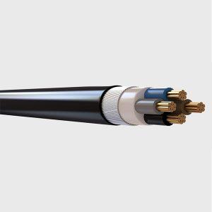 YXZ2Z1 halojensiz alev iletmeyen alçak gerilim güç kabloları